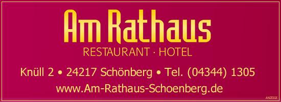 Hotel Am Rathaus, Schönberg